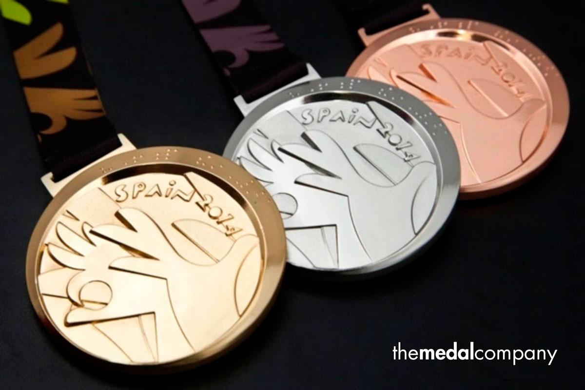 medallas y trofeos the medal company